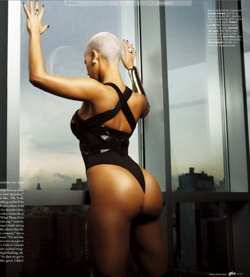 amber-rose-elle-magazine-photos