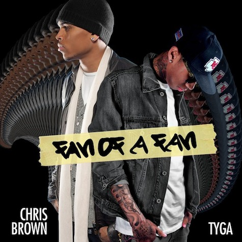 Chris Brown Deuces Album on Chris Brown   Tyga     Fan Of A Fan Mixtape